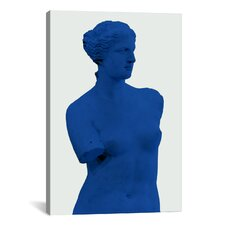 Modern Venus de Milo Photographic Print on Canvas