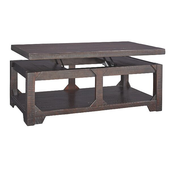 Skylar Coffee Table with Lift Top - World Menagerie Skylar Coffee Table With Lift Top & Reviews Wayfair