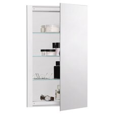 """R3 Series 24"""" x 26"""" Recessed or Surface Mount Medicine Cabinet"""