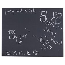 Removable Chalkboard Wall Decal (Set of 4)