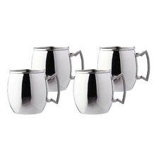 Steelii 16 Oz. Moscow Mule Mug (Set of 4)