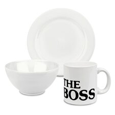Fun Factory 3 Piece Place Setting, Service for 1