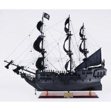 Black Pearl Pirate Model Ship
