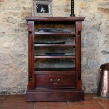 La Roque Mahogany Entertainment Cabinet (Ancillaries)