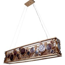 Fascination HO 5-Light Kitchen Island Pendant