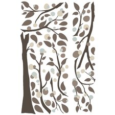 Olson Mod Tree Peel and Stick Giant Wall Decal