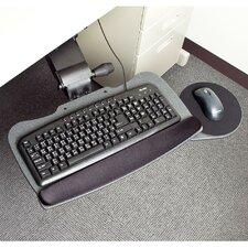 "5.5"" H x 27.5"" W Desk Keyboard Platform"