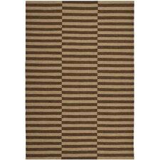 River Reed Stripe Timber Rug