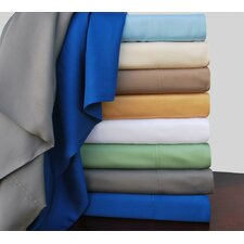 Rayon from Bamboo 300 Thread Count Pillowcase (Set of 2)