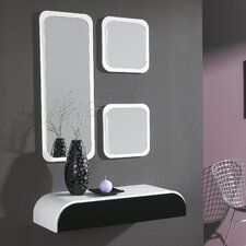 Entrance Hall Mirror Unit