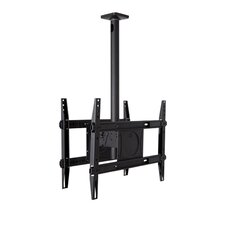 "Dual Extending Arm/ Tilt Universal Ceiling Mount for 32"" - 65"" Screens"