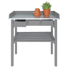 Garden Potting Shelf