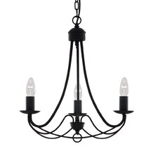 Dolly 3 Light Chandelier