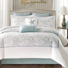Maya Bay 4 Piece Reversible Comforter Set