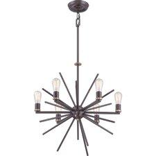 Uptown Carnegie 6-Light Sputnik Chandelier