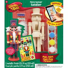 Works of Ahhh Nutcracker Soldier