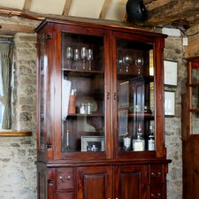 La Roque Mahogany Display Cabinet