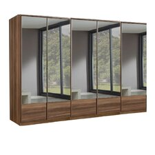 Jugan 5 Door Wardrobe