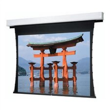 Tensioned Advantage Deluxe Electrol Electric Projection Screen