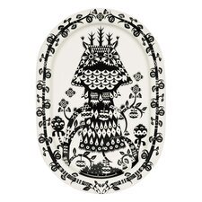 Taika Oval Platter