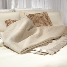 Aus Vio Mulberry Silk Satin Blanket