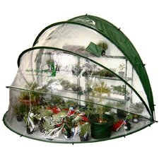 Horti Hood 1.7m W x 2.5m D Mini Greenhouse