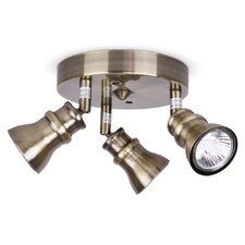 Round 3 Light Ceiling Spotlight