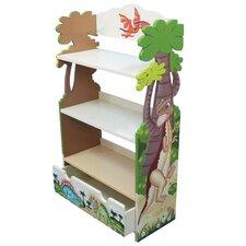 Dinosaur Children's 96cm Bookcase