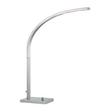 """Sonic LED 25"""" Arched Table Lamp"""