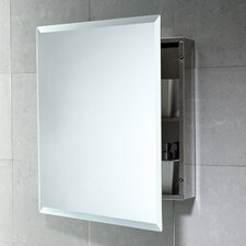 "Kora 20.1"" x 23.6"" Surface Mounted Medicine Cabinet"