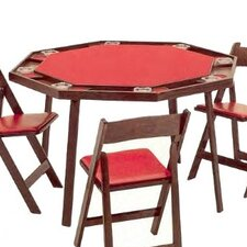 Folding Poker Table
