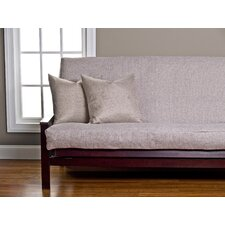 Route Silk Futon Slipcover  by Siscovers