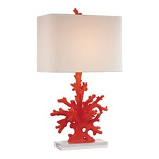 "Coral 28"" Table Lamp"