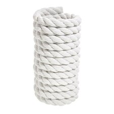 Rope Coil Table Vase