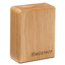6-Slot Beech Steak Knife Block