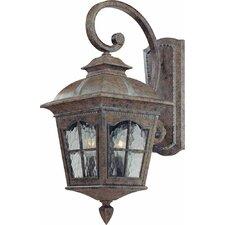 Leeds 2-Light Outdoor Wall Lantern