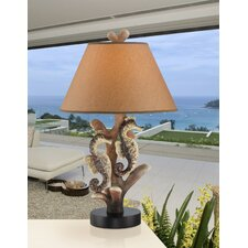 """Seahorse 26.5"""" Table Lamp"""