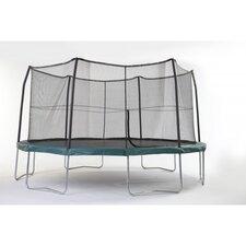 "12' Enclosure Netting for 6 Short Poles for 5.5"" Springs"