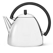 1,2 L Teekanne Duet Design aus Edelstahl
