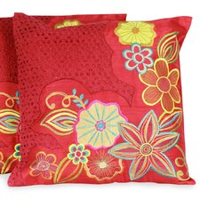 The Seema Applique Pillow Cover (Set of 2)