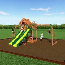 Crestwood All Cedar Swing Set