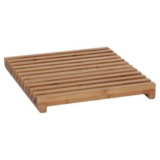 Freistehender Lattenrost Arena aus Holz