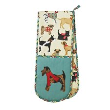 Hound Dog Double Oven Glove