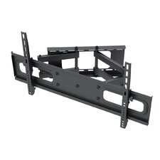 """Dual Full Motion Cantilever Swivel/Tilting/Articulating Arm Wall Mount for 32"""" - 60"""" LCD/Plasma/LED"""