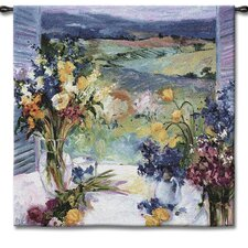 Classical Tuscany Floral Small by Allayn Stevens Tapestry