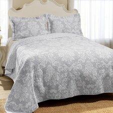 Venetia Reversible Quilt Set by Laura Ashley Home