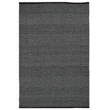 Zen Black Indoor/Outdoor Area Rug