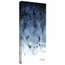 'Black Water' by Shiela Gosselin Painting Print on Wrapped Canvas