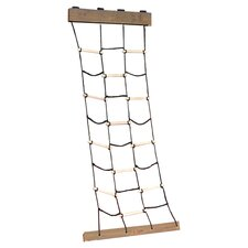 Climbing Cargo Net in Brown