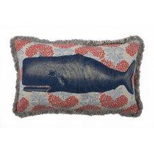 Vineyard Moby Flax Lumbar Pillow